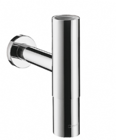 "Hansgrohe Flowstar Design Bottle Trap 1¼"" Chrome 52100000"